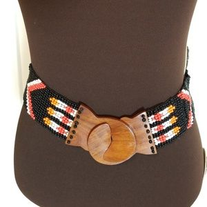 Beautiful Beaded Belt